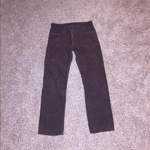 Men's Ralph Lauren Polo Corduroy Pants